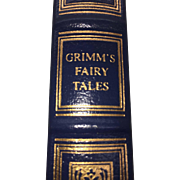 Grimm's Fairy Tales By Jakob & Wilhelm Grimm - Published 1980 - (Book 117)