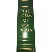 The Poems of W.B. Yeats - Published 1976 - (Book 125)