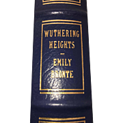 Wuthering Heights by Emily Bronte - Published 1980 - (Book 132)