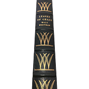 Leaves of Grass by Walt Whitman - Published 1977 - (Book 133)