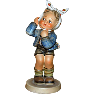 1951 I.M.Hummel Boy with Toothache 217