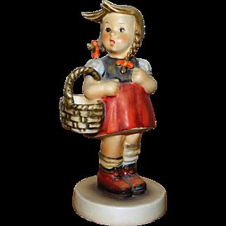 1950s I.M.Hummel Little Shopper 127