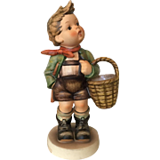 Goebel Vintage Hummel Village Boy