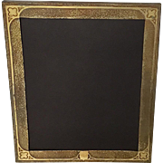 Silvercrest Bronze Arts and Crafts Picture Frame, Speckled Finish