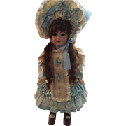 Couture Ensemble For Antique French/German Doll