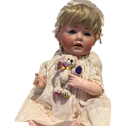 "Rare and Gorgeous 10"" Kestner Hilda 237 Doll"