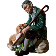 "Royal Doulton ""the Master"" Figurine"