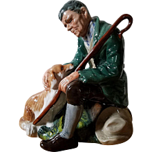 "Royal Doulton ""the Master"" Figurine"