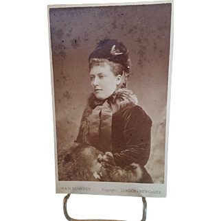 CDV Princess Helena also called Princess Christian,