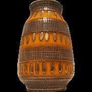 vintage Aldo Londi for bitossi seta vase italy