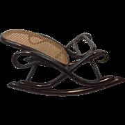 Gebrüder Thonet - Rocking Footstool