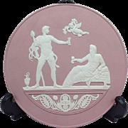 Wedgwood jasperware - plate - England - 2008