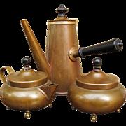 Antique Joseph Heinrich Tea Set  ff222