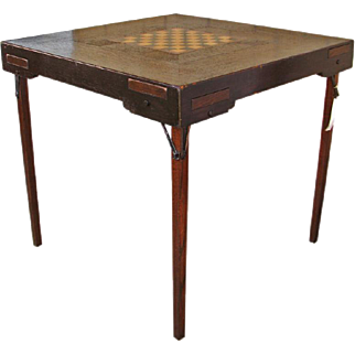 Arts & Crafts Game Table  ff591