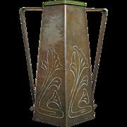 Benedict Studios Brass Vase  ff91