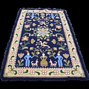 Vintage Loom Tapestry  rr1599