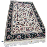 Vintage Handmade Oriental Rug  rr2844
