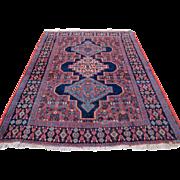 Antique Persian Oriental Rug  rr3048