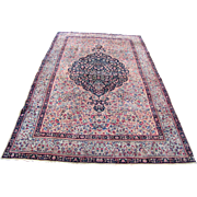 SUPERB Antique Kermansha Oriental Rug   rr3108