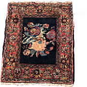 Antique Persian Josan Sarough Rug  rr3352