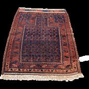 Antique Persian Balach Oriental Rug  rr3355