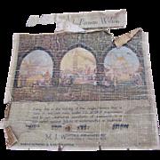 Vintage Anglo Persian Wilton Rug  rr3358