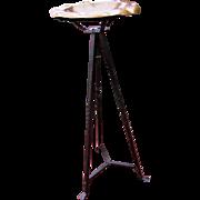 Antique Arts & Crafts Smoking Stand  w2076