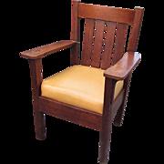 "Antique ""Ritter Craft"" Arm Chair  w279"