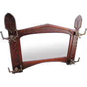 Antique Shop of Crafters Wall Mirror  w2989