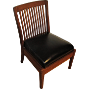 Superb Antique Spindle Chair  w3181