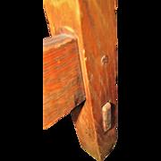 Antique Arts & Crafts Stool  w5067