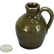 Burlon Craig North Carolina Pottery Mini Jug