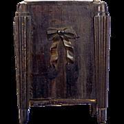 Handmade Victorian Era Primitive Hobo Coin Piggy Bank