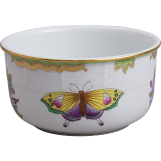 Herend Queen Victoria Sugar Bowl Without Lid