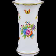 Herend Queen Victoria Slim Vase