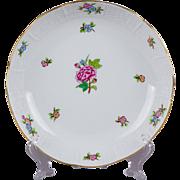 Herend Eton Pattern Round Dish