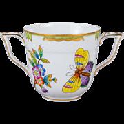 Herend Queen Victoria Chocolate Cup