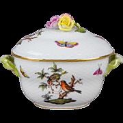 Herend Rothschild Bird Candy Box