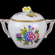 Herend Queen Victoria Sugar Bowl