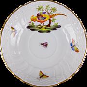 Herend Pheasant Pattern Saucer II.