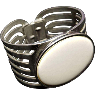 Carol Dauplaise Spring Loaded Bracelet