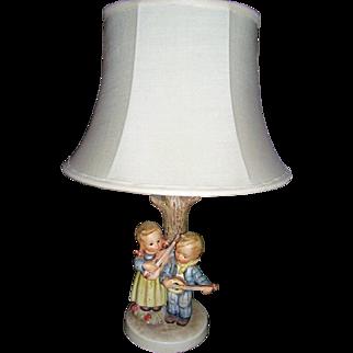 M I Hummel Table Lamp Happy Days HUM 235 Trademark 3