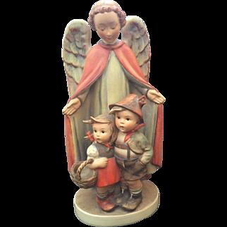 "M I Hummel Heavenly Protection Angel 88 10"" by Goebel"