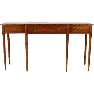 Regency-Style Sideboard