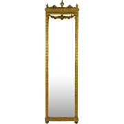19th-C.  French Pier Mirror