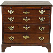 18th-C. George II Bachelor's Chest