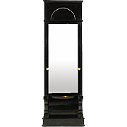 19th-C. Biedermeier Pier Mirror