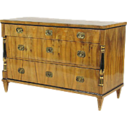 19th C. Biedermeier Commode