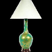 Custom Chinese Porcelain Lamp
