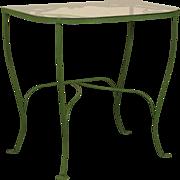 Vintage Salterini Console Table
